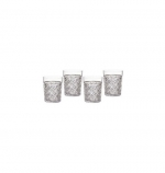 Marquis Versa Double Old Fashioned Glasses, Set of 4
