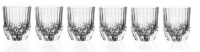 RCR Crystal Adagio Collection Double old Fashioned Glass Set