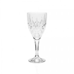 Set Of 4 Dublin Crystal Goblet Glasses