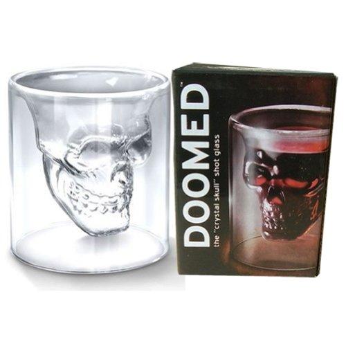 Crystal Head Vodka Shot Glasses For Sale