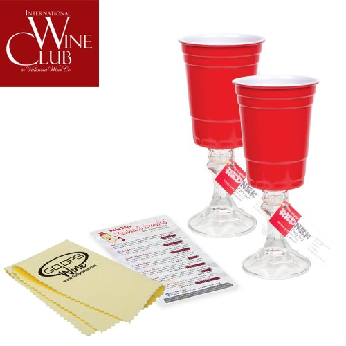 Rednek Party Cup 2 Pack With Redneck Drank Recipes
